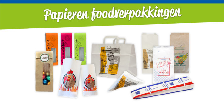 papieren foodverpakkingen