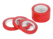 PVC tape rood 12 mm