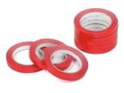 PVC tape rood 12 mm